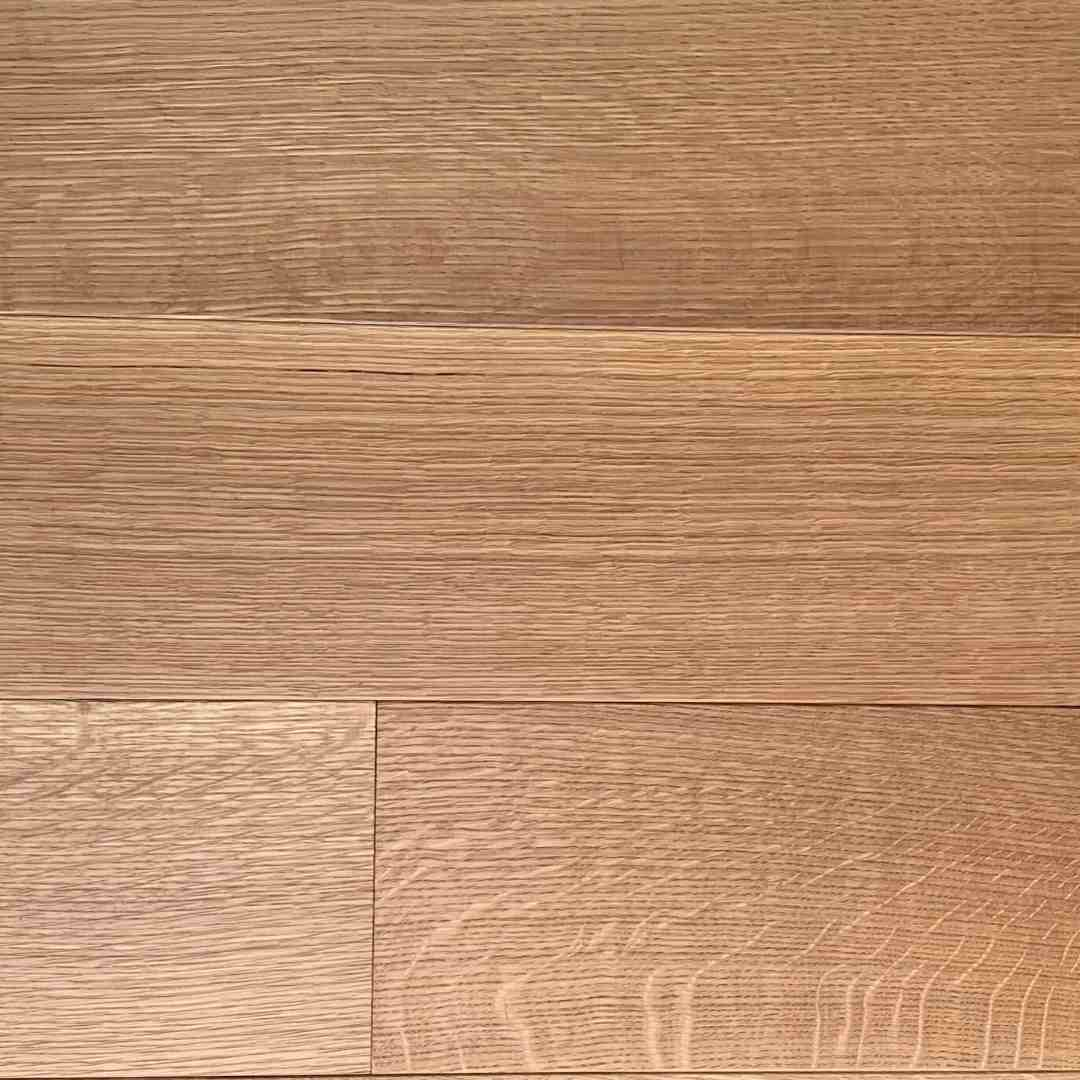 Northern Wide Plank R&Q White Oak