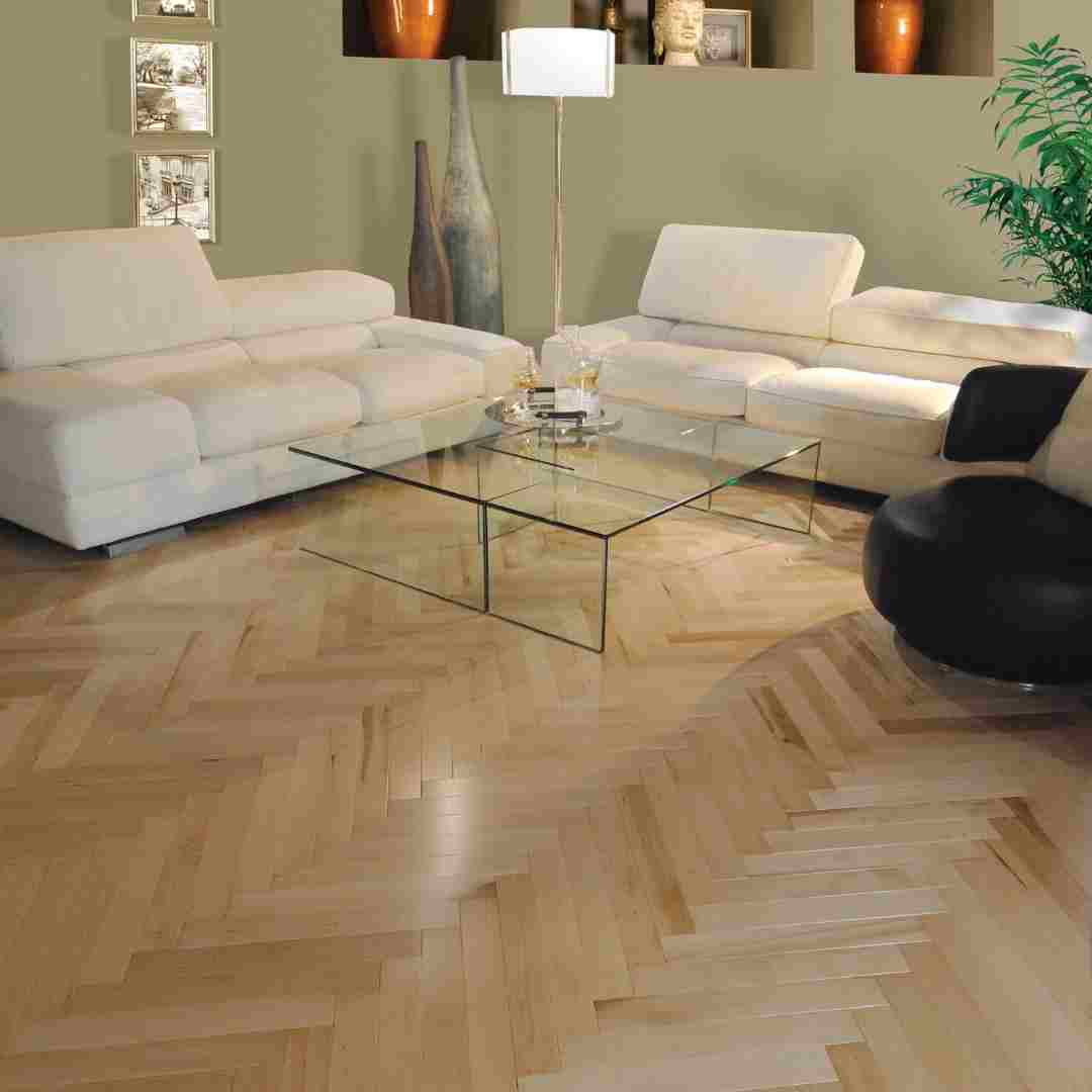 Mirage Herringbone Hardwood