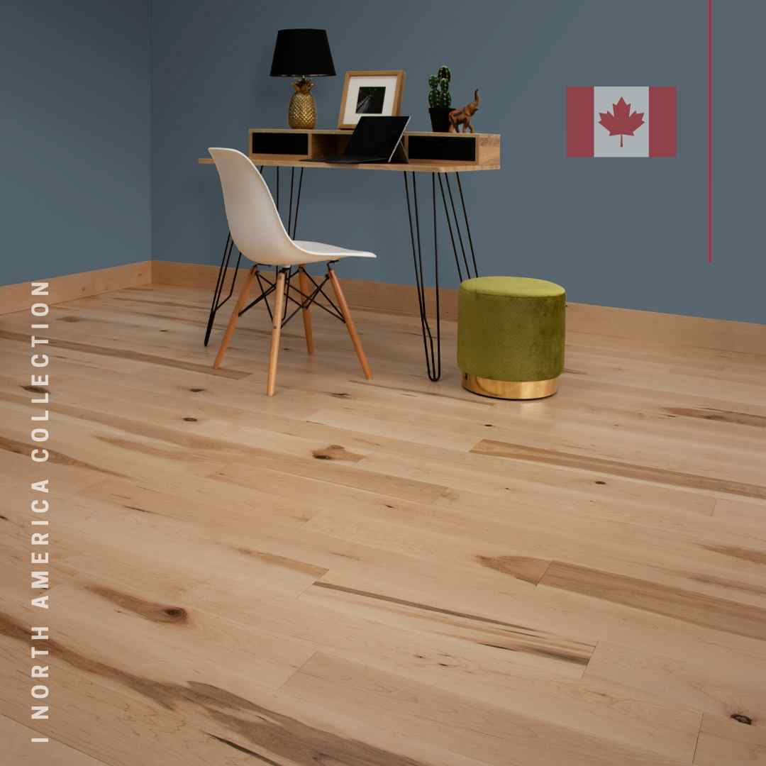 Mirage Maple Hardwood Flooring